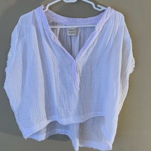 9seed Tops - 9Seed Shirt - Light Lilac Color (almost white)